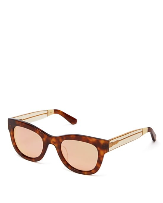 Toms Chelsea Mirrored Sunglasses, 49mm - 100% Bloomingdale's Exclusive ($149)