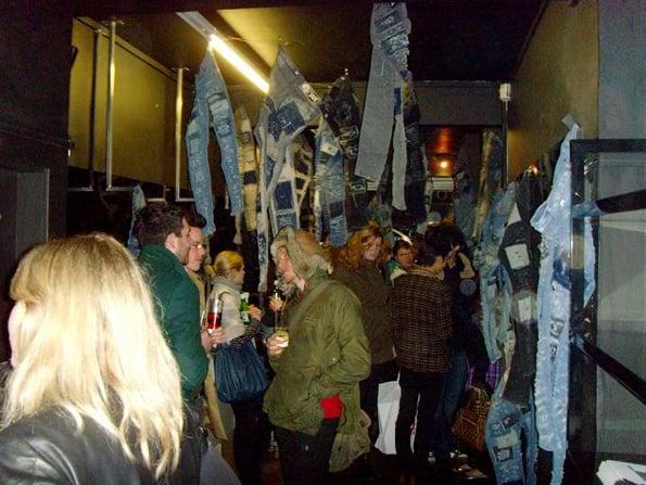 Cheap Monday Custom Jeans Tour Hits New York
