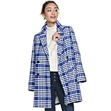 POPSUGAR Double Breasted Coat