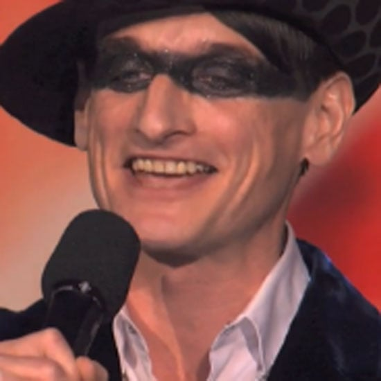 Hamish Bowles X Factor Tryout [Video]