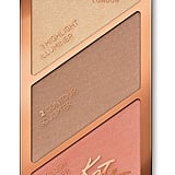 From across the pond, Rimmel Kate Sculpting Palette ($7) has the Kate Moss seal of approval. The highlighter hue is soft and romantic, so don't be afraid to play around with the complimenting bronzer and blush shades too.