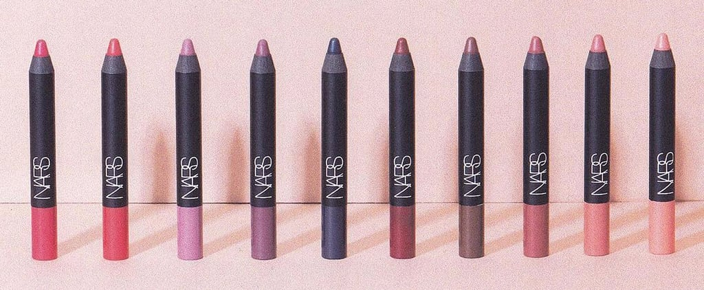 Nars Just Launched 10 New Shades of Its Matte Lip Pencil — Including Blue!