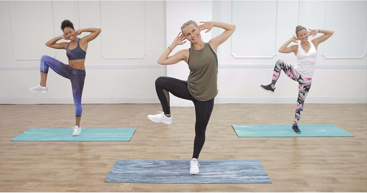 30-Minute Flat-Belly Pilates — Cardio Included!