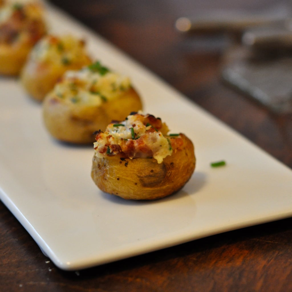 Mini Twiced Baked Potato Recipe