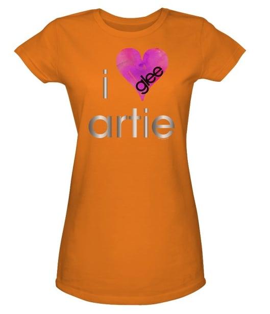 I Heart Artie Women's T-Shirt ($27)