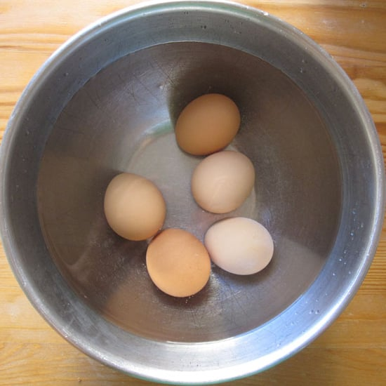 How to Get Room Temperature Eggs