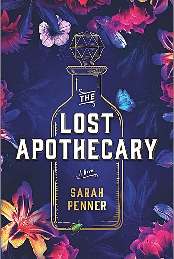 Books Like The Lost Apothecary by Sarah Penner