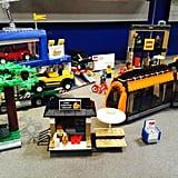 Lego City Squre