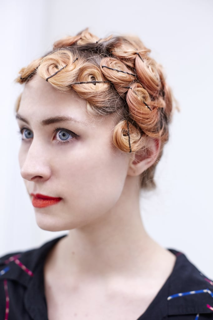 How To Do Pin Curls Popsugar Beauty