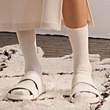 Double-strap slides to wear beyond the gym.