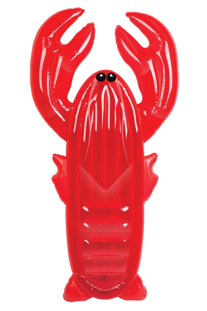 Sunnylife Luxe Lie-on Lobster Float, $79.95