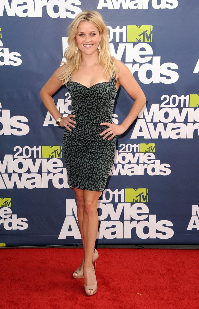 Reese Witherspoon at the 2011 MTV Movie Awards