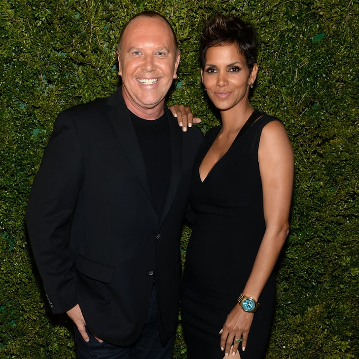 Michael Kors Hosts Dinner in Honor of Halle Berry and United Nations