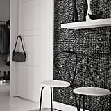 RoomMates Black Polka Dot Peel and Stick Wallpaper
