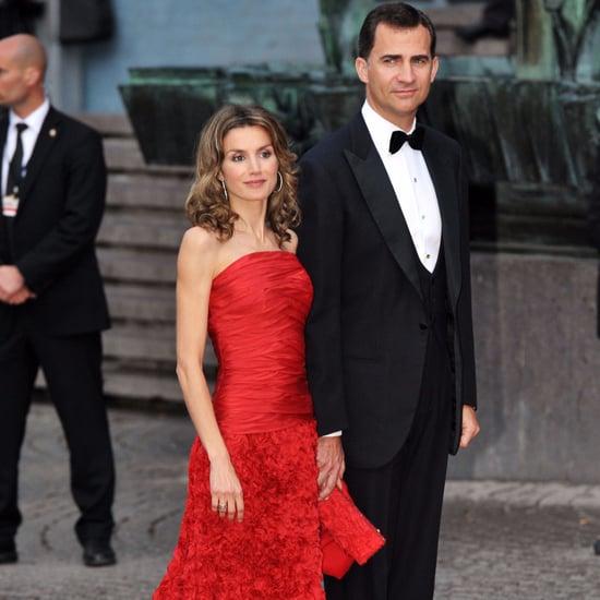 Queen Letizia's Gowns | Pictures