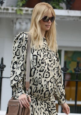 Claudia Schiffer and Kick-Ass Director Matthew Vaughn Have a New Baby Daughter in London 2010-05-15 14:52:13