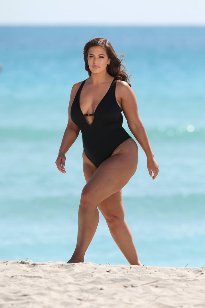 Ashley Graham x Swimsuits For All Dolled-Up Swimsuit
