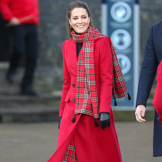 See Kate Middleton's Festive Royal Train Tour Outfits 2020