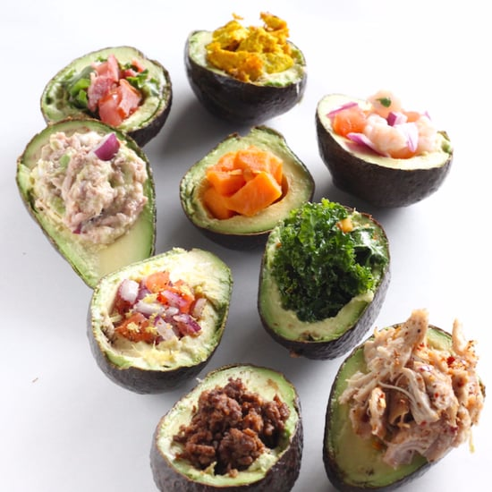 Stuffed-Avocado Recipes
