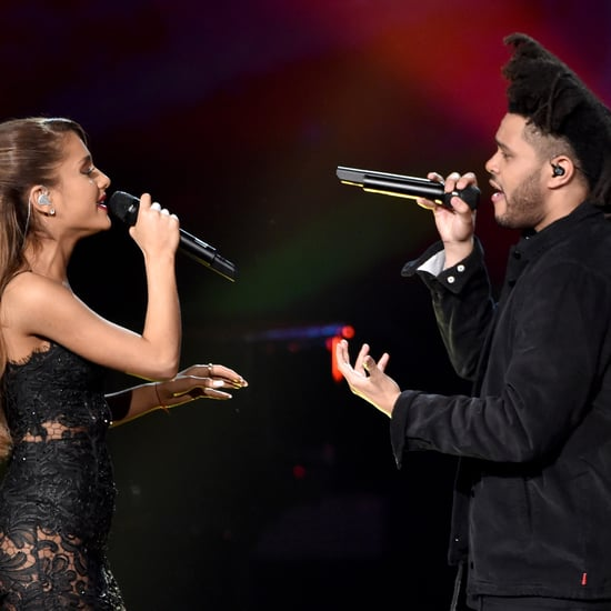"The Weeknd and Ariana Grande ""Save Your Tears"" Remix Video"