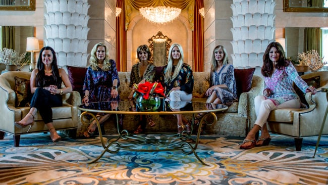 The Real Housewives of Beverly Hills in Dubai