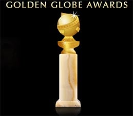 Come Party WIth Me: Golden Globes Viewing - Music and More