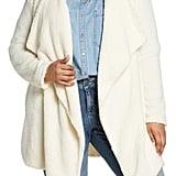 Gibson Teddy Bear Faux Fur Jacket
