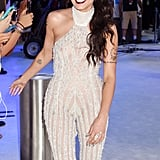 Halsey at the 2016 MTV Video Music Awards