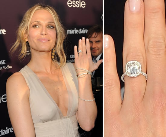 Celebrity Engagement Ring Pictures Popsugar Middle East