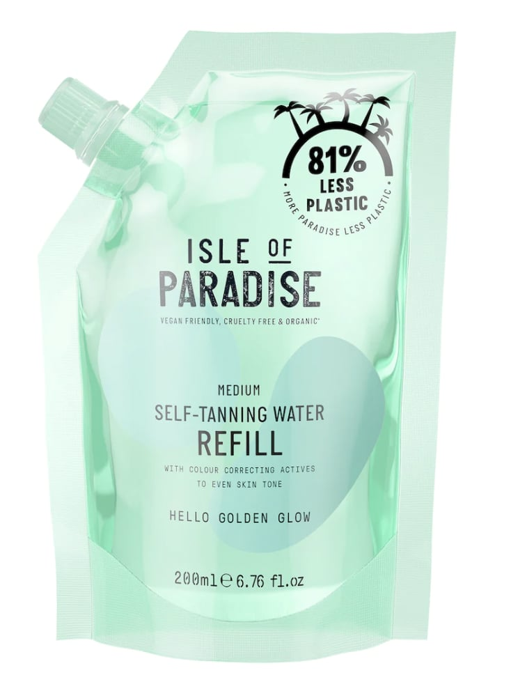 Isle of Paradise's Self-Tanning Water Refills