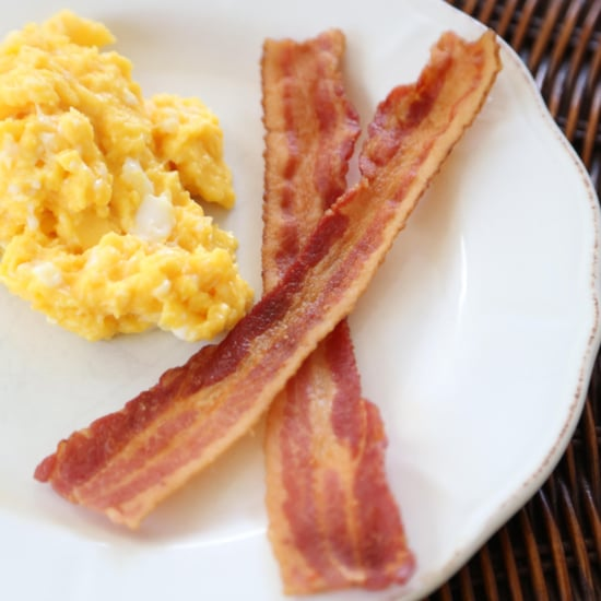 How to Scramble Eggs in Bacon Fat