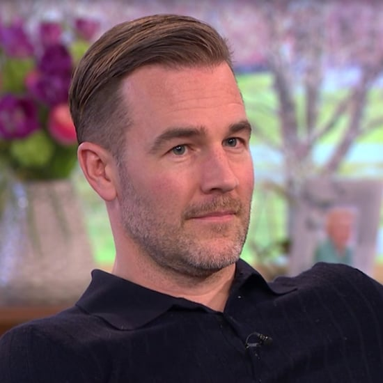 James Van Der Beek This Morning Interview Video