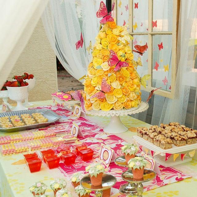 & Spring Birthday Party Ideas | POPSUGAR Moms