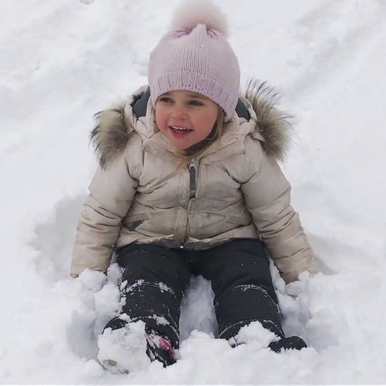 Princess Madeleine Family Photos on Facebook Jan. 2017