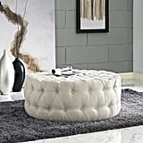 Kenedy Tufted Cocktail Ottoman
