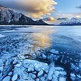 Abraham Lake, Canada