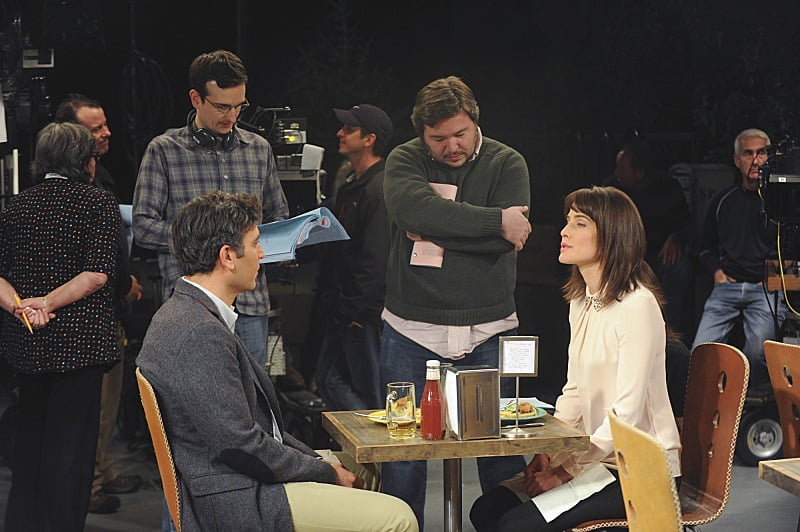 How I Met Your Mother Finale Behind-the-Scenes Pictures