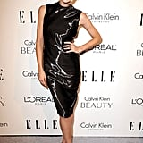 Dree Hemingway was all liquidy black hotness at Elle's 17th annual Women in Hollywood Tribute.