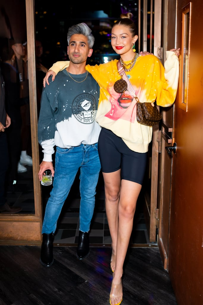 Gigi Hadid at the La Detresse Spring 2020 Collection Launch