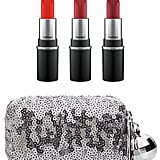 MAC Snow Ball Mini Lipstick Kit in Rose