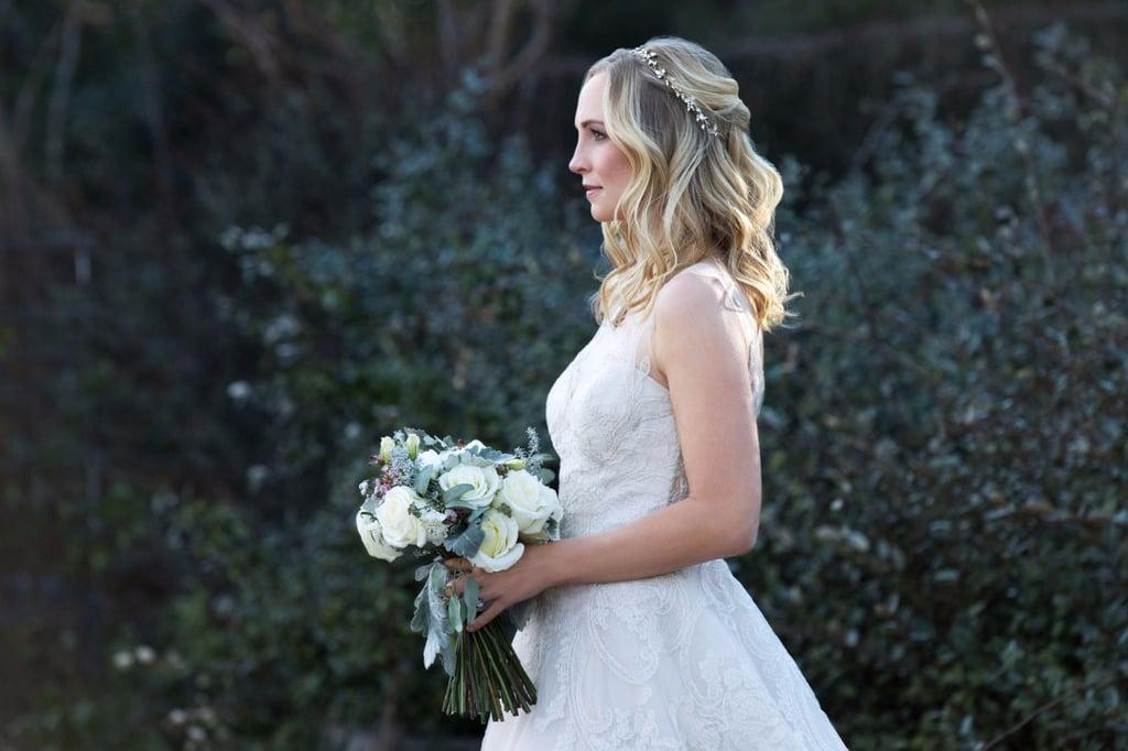 Stefan and Caroline's Wedding on The Vampire Diaries 2017