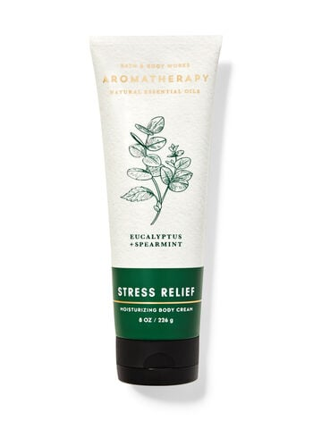 Bath & Body Works Aromatherapy Eucalyptus Spearmint Body Cream