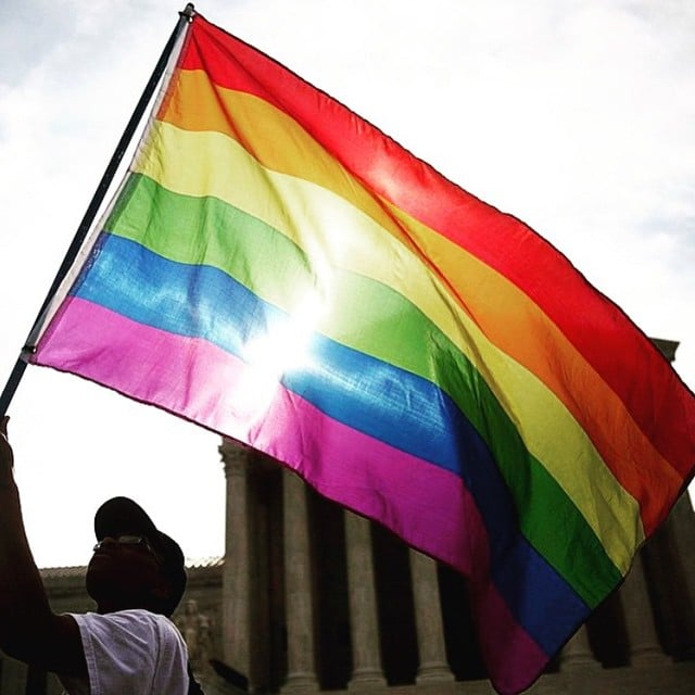 See the Beautiful Response to America's Big Gay Marriage Win!