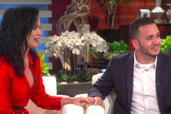 Katy Perry Surprises a Pulse Survivor