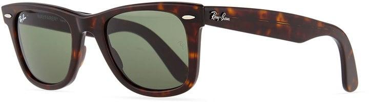 Ray-Ban Classic Wayfarer Sunglasses ($155)