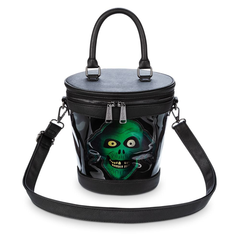 Hatbox Ghost Satchel by Loungefly