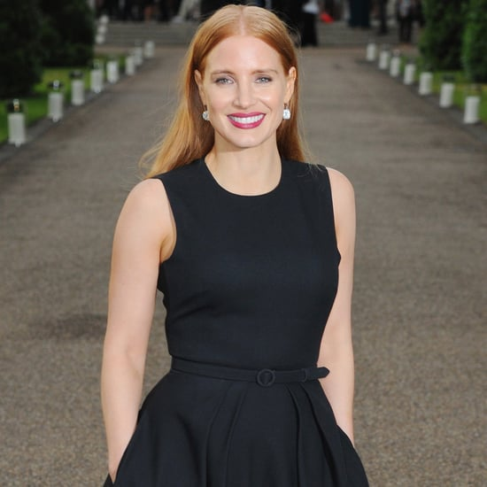 "Jessica Chastain Shares the ""Incredible"" Gift Charlie Hunnam Gave Her"