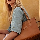 See Kate Moss's Bohemian Spring 2011 Longchamp Bag Collection