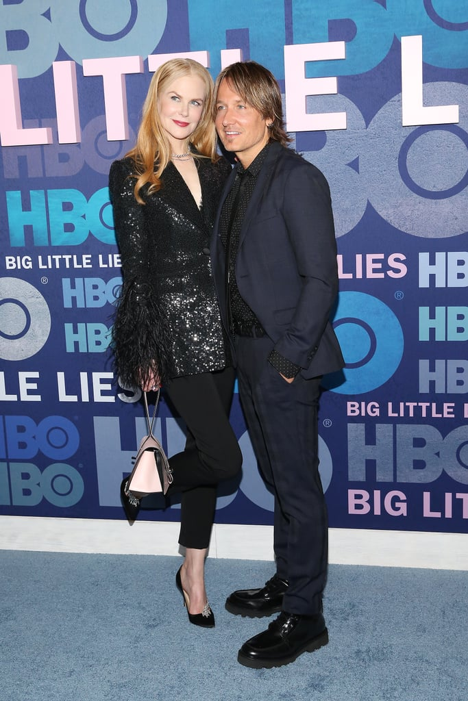 Nicole Kidman Keith Urban at Big Little Lies Premiere 2019