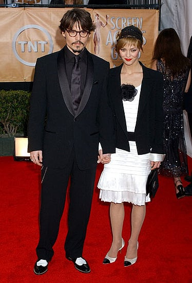 Power Couple: Johnny Depp & Vanessa Paradis